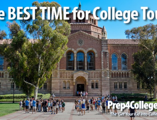 The Best Time for College Tours