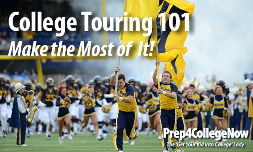 College Touring 101 – How to Make the Most of Your College Tour
