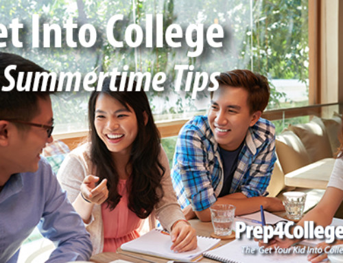 Get Into College – 5 Summer Time Tips for Juniors