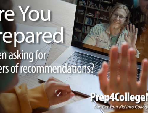 Are You Properly Prepared When Asking for Letters of Recommendation?
