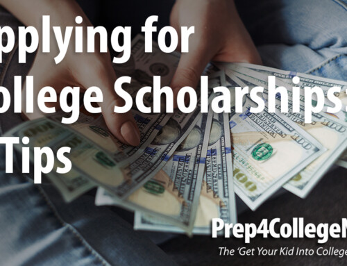 Applying for Private Scholarships: Three Tips