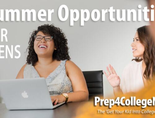 Summer Opportunities for Teens