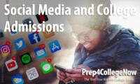Social Media and College Admissions