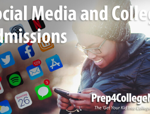Social Media and College Admissions – Updated for 2021