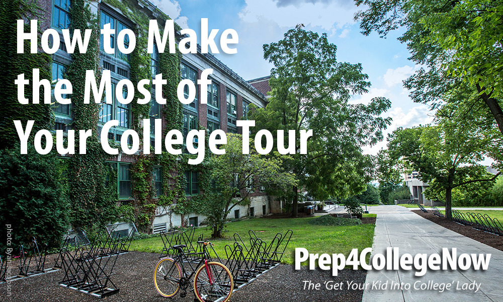 college tour tips